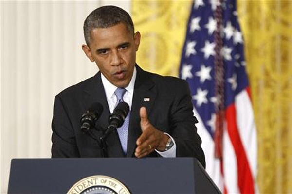 Obama: 'Doi khi Putin giong nhu dua tre buon chan' hinh anh 1