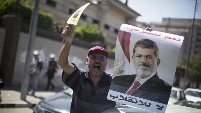 Ai Cap sap xu cuu tong thong Mohamed Morsi hinh anh