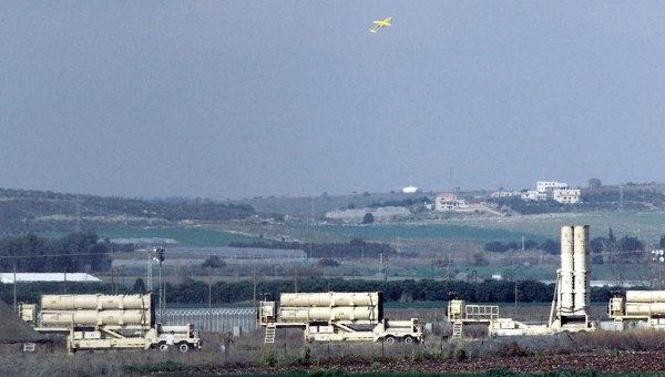 Suc manh ten lua Israel 'ban ve phia Syria' hinh anh 6