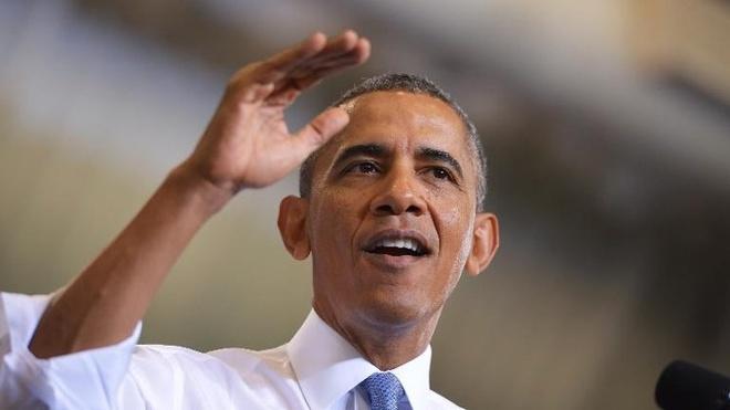 Obama thuc hien cu dien thoai lich su toi Tong thong Iran hinh anh