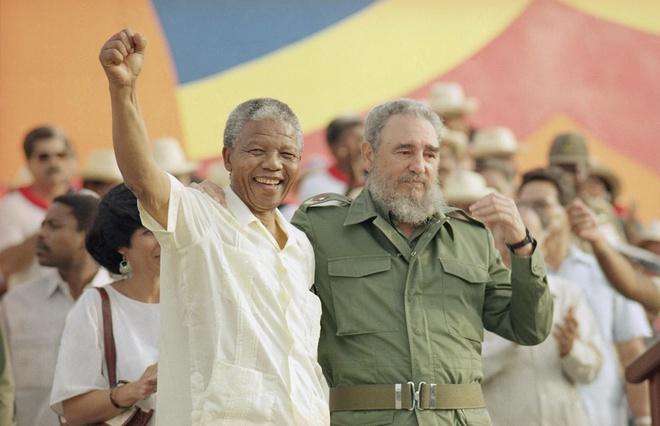 Fidel Castro tiet lo cau em trai noi voi Obama hinh anh 2