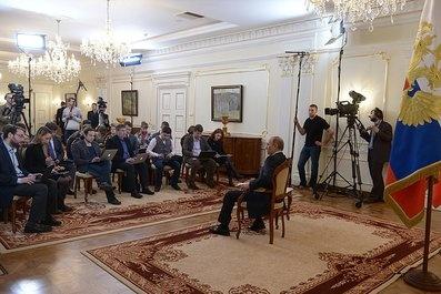 Tuyen bo danh thep cua Putin ve khung hoang Ukraina hinh anh 1