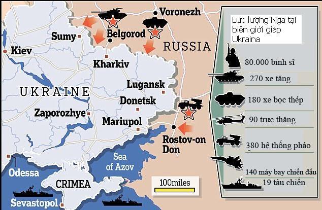 Nga dieu 80.000 binh si toi bien gioi Ukraina hinh anh 5