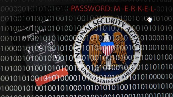 Snowden tiet lo NSA thu thap hon 300 bao cao ve Merkel hinh anh
