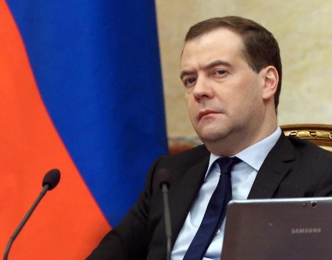 Thu tuong Nga tham Crimea hinh anh