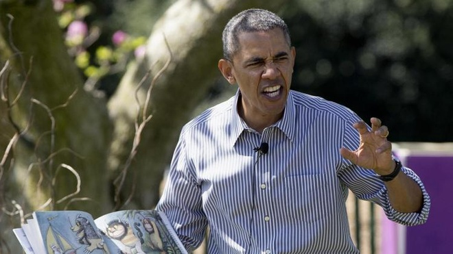 Obama tran an Nhat truoc khi cong du chau A hinh anh