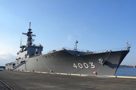 Am ke cua Trung Quoc va doi sach cua Viet Nam hinh anh 4 Tàu đổ bộ Nhật Bản chở theo binh lính Mỹ, Australia, Nhật đến Việt Nam diễn tập hồi tháng 5/2014.