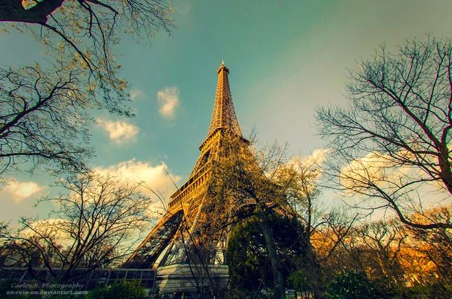 7. Tháp Eiffel đóng vai trò quan trọng trong Thế chiến thứ nhất, đặc biệt là trong trận Marne năm 1914. Cụ thể, từ đỉnh tháp, người ta có thể gửi tín hiệu chỉ đạo quân đội Pháp từ nơi tiền tuyến.