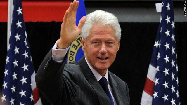 Cuu tong thong Clinton sap tro lai Viet Nam hinh anh