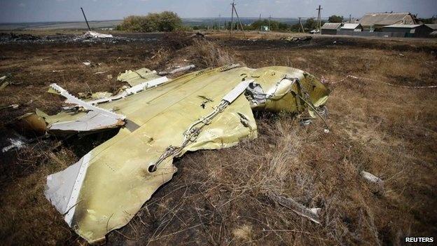 Anh phan tich du lieu trong hop den MH17 hinh anh 1