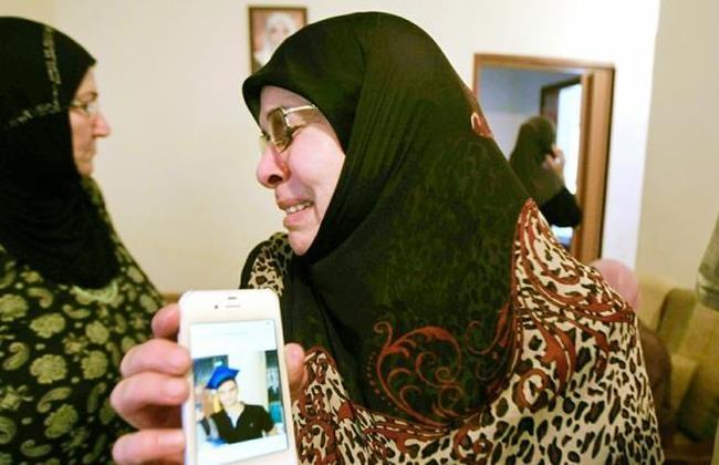4 gia dinh cung gap nan tren chuyen bay AH5017 hinh anh 1 Cô Amina Daher đau lòng khi chia sẻ ảnh chụp người cháu trai là hành khách trên chuyến bay AH5017. Ảnh: Daily Star