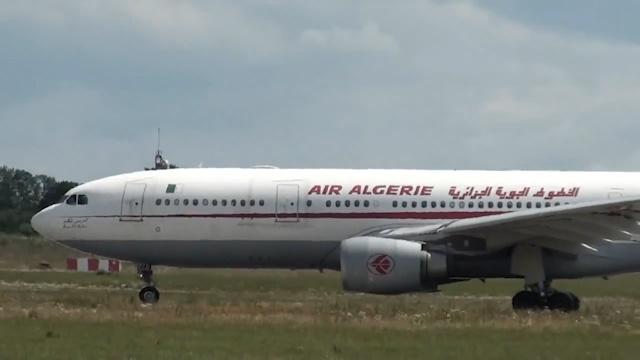 Một máy bay của hãng Air Algerie. Ảnh: Reuters