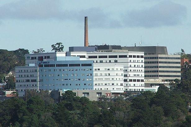 Bệnh viện Austin, tại Melbourne. Ảnh: Mirror