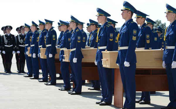 127 nan nhan vu MH17 duoc nhan dang hinh anh 1