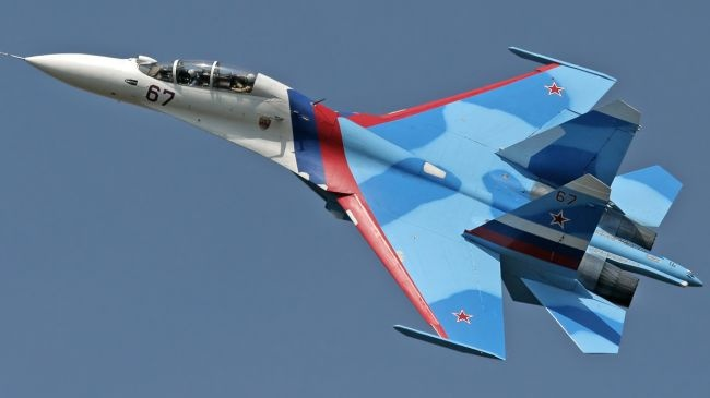 Nga co the 'xe thit' chien dau co Su-30K cu hinh anh