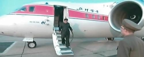 Trieu Tien 'khoe' chuyen co moi cua Kim Jong Un hinh anh