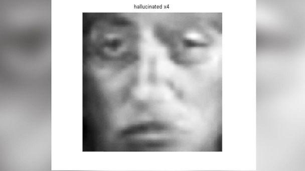 Phac hoa chan dung ke hanh quyet nha bao My hinh anh 1 Một trong những tấm hình tái tạo gương mặt của thủ phạm hành quyết nhà báo Mỹ. Ảnh: ABC