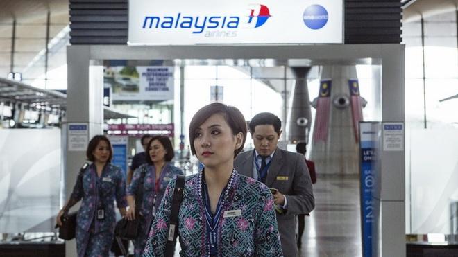 Malaysia Airlines ban re, cho khong ve may bay hinh anh