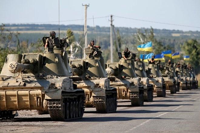 Nga, chau Au thiet hai du duong vi Ukraine hinh anh