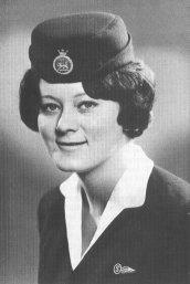 Nhiem vu nguy hiem it nguoi biet cua tiep vien hang khong hinh anh 3 Nữ tiếp viên Barbara Jane Harrison thiệt mạng trong lúc sơ tán hành khách. Ảnh: wikipedia