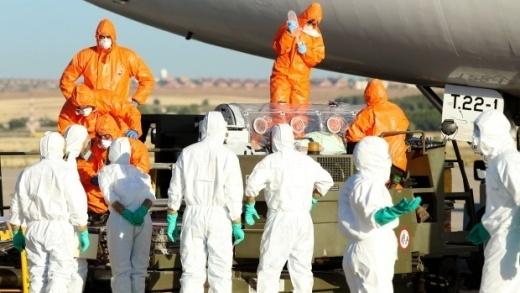 Them mot truong hop nghi nhiem Ebola o Tay Ban Nha hinh anh