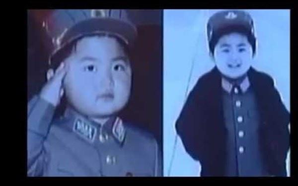 Nhung bi mat thoi tho au cua nha lanh dao Kim Jong Un hinh anh 1 Hình ảnh thời bé của nhà lãnh đạo Triều Tiên Kim Jong Un.