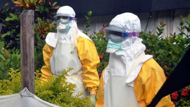 Nho dau mot so benh nhan Ebola phuong Tay song sot? hinh anh