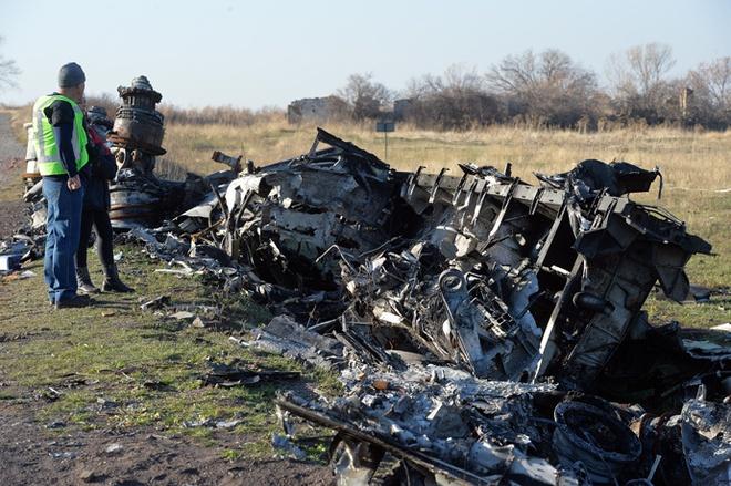 Chuyen gia Nga: Co the hai may bay quan su bay gan MH17 hinh anh