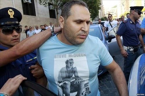 Cesare Pagano, một trong những nhà lãnh đạo của Camorra bị cảnh sát bắt năm 2010
