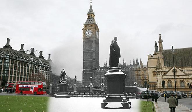 Giang sinh huyen ao o London ngay ay, bay gio hinh anh 12 a