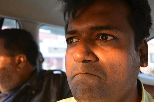 Tam su chu re tai thi tran co tuc cuop chong hinh anh 2 Neeraj cũng là một chú rể bị bắt cóc, nhưng anh may mắn thoát được trước khi đám cưới diễn ra. Ảnh: The Times