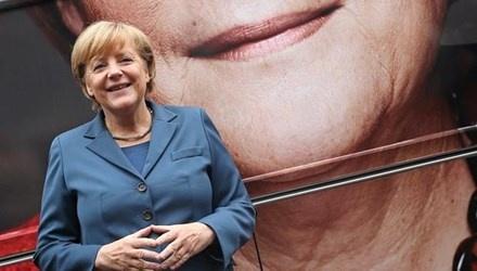 Bao Anh binh chon Thu tuong Duc la 'Nhan vat cua nam' hinh anh 1 Thủ tướng Đức Angela Merkel
