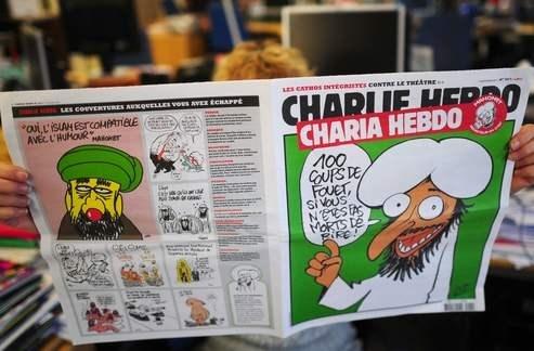 Tham sat Paris: Bi kich Charlie Hebdo den tu dau? hinh anh