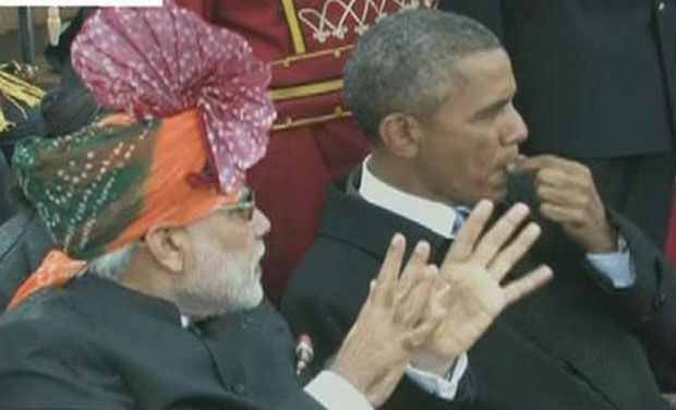 Hanh vi 'khong phu hop' cua Obama khien nguoi An phan no hinh anh