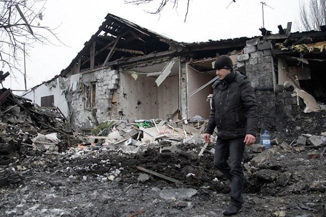 Nguoi Viet o Ukraine: Chi hy vong bom dan tranh minh hinh anh