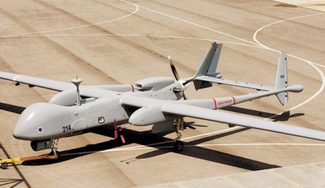 Nhung may bay khong nguoi lai uy luc nhat hanh tinh hinh anh 3 Máy bay IAI Eitan do Tập đoàn hàng không vũ trụ Israel phát triển. Ảnh: UAV Global