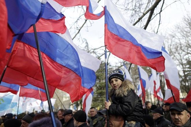 Nhung thay doi tai Crimea mot nam sau khi sap nhap Nga hinh anh