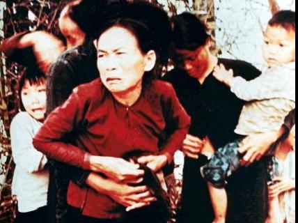 Nixon da che day tham sat My Lai nhu the nao? hinh anh