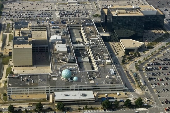 Canh sat My ban chet mot nguoi lao xe vao tru so NSA hinh anh 1 Toàn cảnh Cơ quan An ninh Quốc gia Hoa Kỳ tại Fort Meade, Maryland. (Nguồn: AFP/TTXVN)