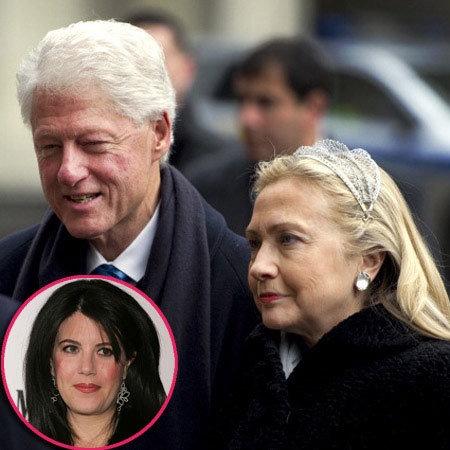 Cuu nu thuc tap sinh Nha Trang noi ve su ac doc tren mang hinh anh 3 Vụ lùm xùm giữa Bill Clinton  và Lewinsky cũng đã khiến bà Hillary Clinton không ít phen lao đao. Ảnh: People