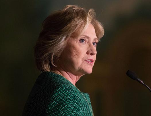 Nhung doi thu ma ba Clinton can de chung khi tranh cu hinh anh