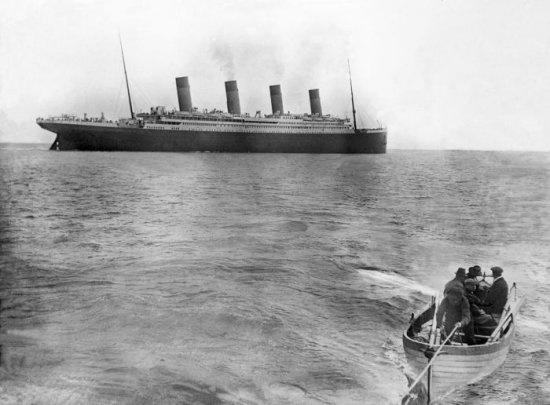 Anh hiem ve tham hoa Titanic hon 100 nam truoc hinh anh