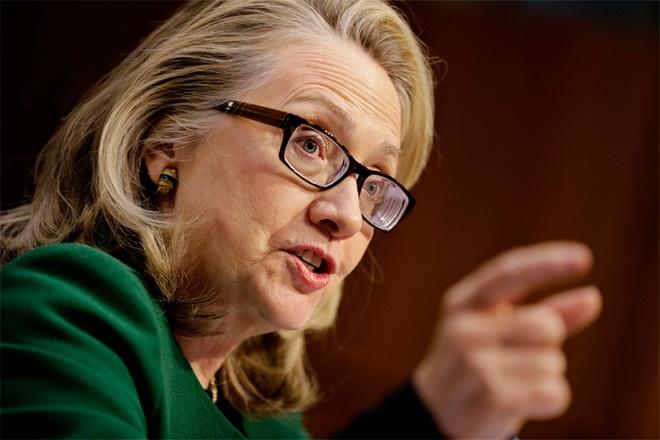 Hillary Clinton can lam gi de tro thanh nu tong thong My? hinh anh