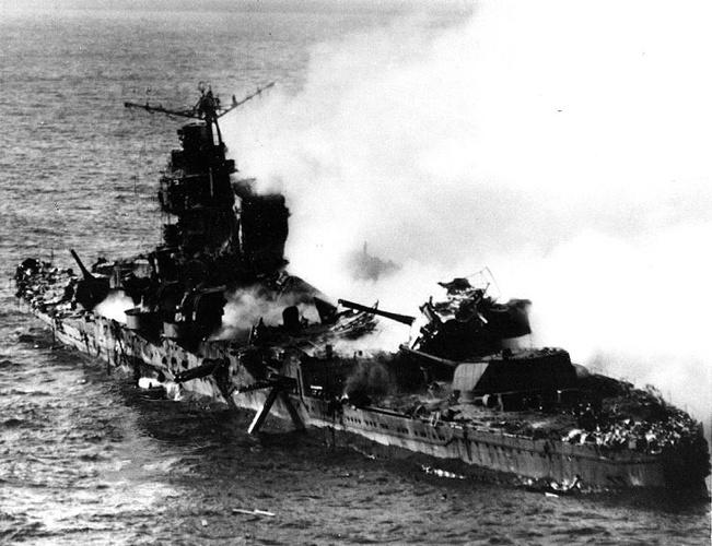 Cac moc quan trong trong The chien thu hai hinh anh 4 Ngày 6/6/1942, Mỹ giành chiến thắng trong trận hải chiến Midway tại Thái Bình Dương.