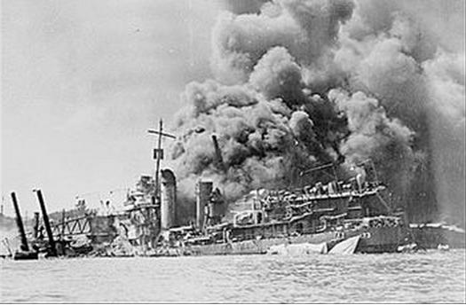 Cac moc quan trong trong The chien thu hai hinh anh 2 Tại châu Á, quân đội Nhật Bản chiếm được địa điểm chiến lược đảo Chusan vào ngày 14/7/1939 trong cuộc chiến tranh Trung - Nhật. Sau đó, năm 1940, Nhật Bản tham gia trục phát xít cùng Đức và Italy và đến năm 1942, phần lớn khu vực Vành đai Thái Bình Dương đã bị Nhật chiếm đóng.