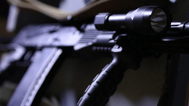 Sung truong AK-74M cua Nga se lo dien vao Ngay Chien thang hinh anh
