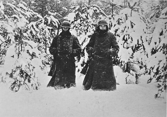 Hong quan Lien Xo lan dau danh bai phat xit Duc ra sao? hinh anh 2 Thời tiết giá lạnh ở Moskva khiến Phátxít Đức bất ngờ. Ảnh: Wiki