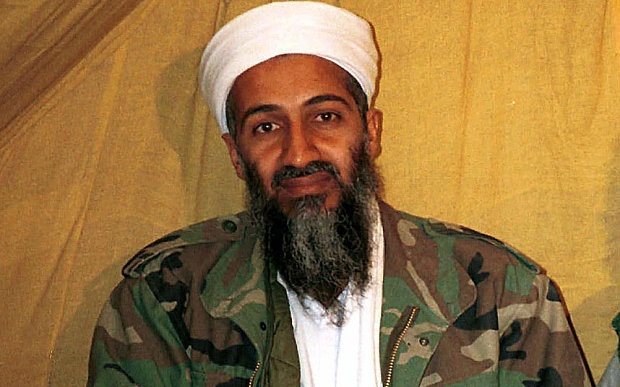 My cong bo thu cua bin Laden viet cho vo hinh anh