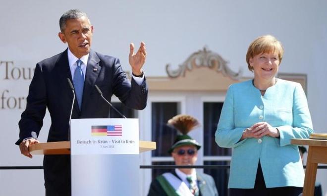Hoi nghi G-7 ban de tai 'nong' tu Ukraine den Bien Dong hinh anh