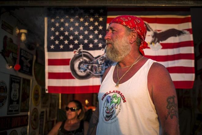ROT Biker Rally diễn ra trong 4 ngày, thu hút hàng nghìn tay môtô trên khắp nước Mỹ. Đây là sự kiện môtô có bán vé vào cửa lớn nhất lớn nhất ở Mỹ.
